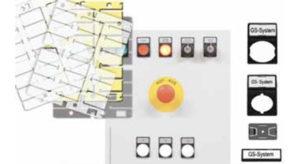 GS Befehlselementekennzeichnung / Meldeelementekennzeichnung