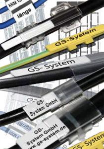 GS Ader- und Kabelkennzeichnung